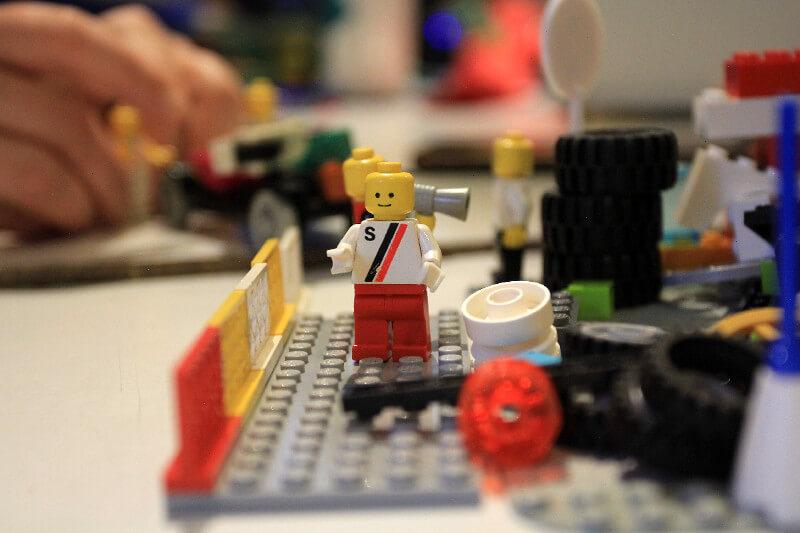 workshop methoden - lego serious play