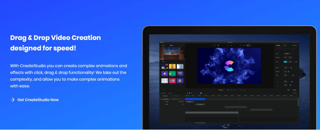 CreateStudio für animierte Erklärfilme