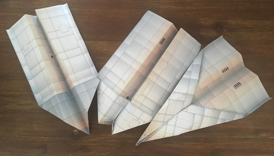 Teambuildingspiele und Kooperationsspiele - Paperplanes