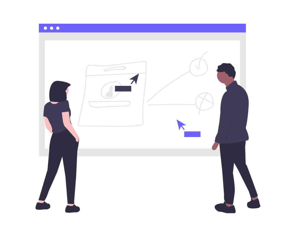 online workshop moderation
