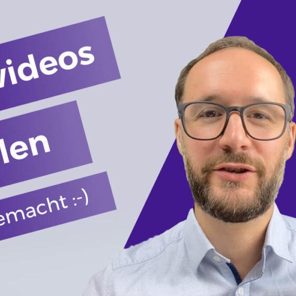 Beitragsbild - Lernvideo erstellen