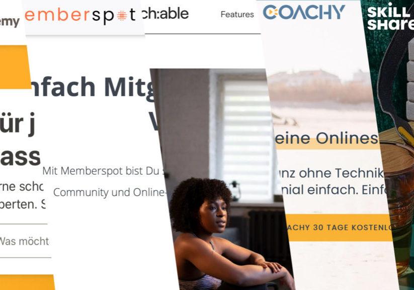Online kurs plattformen-titel