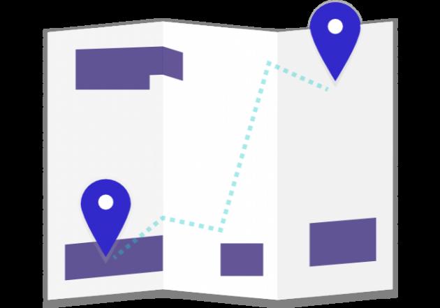 interaktive Karte